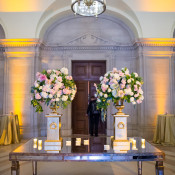 Rectangular Mirrored Table| The Prop Shop, Pittsburgh party and event rentals