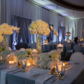 The Prop Shop Event and Wedding Draping
