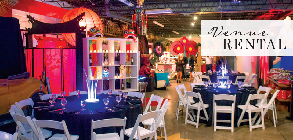 Event Venue Rental Pittsburgh | The Prop Shop, Pittsburgh party prop rental